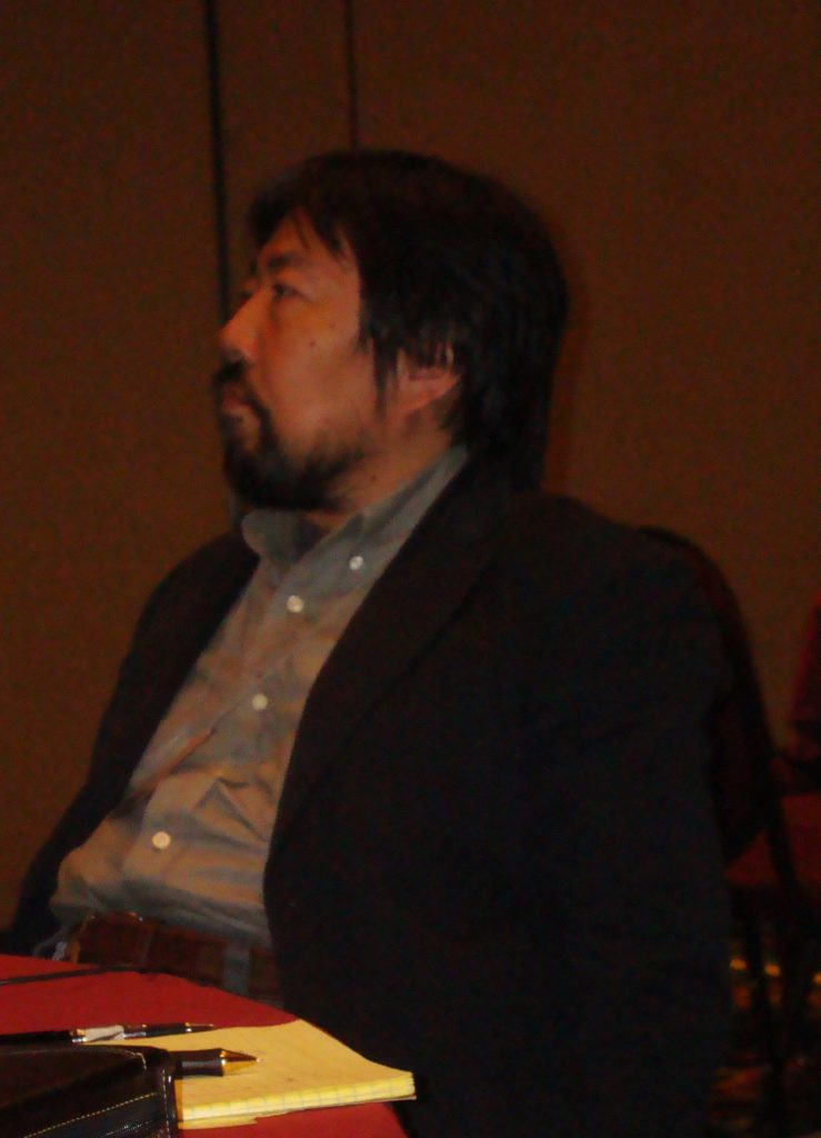 Katsuaki Suzuki from Japan.