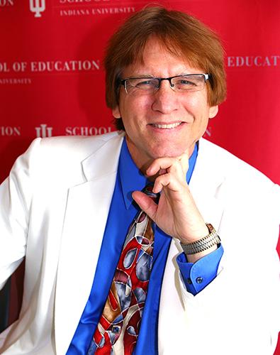 Curits J. Bonk - Indiana University