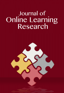 Journal of Online Learning Research (JOLR) - AACE