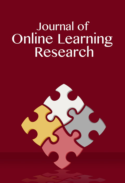 Journal Of Online Learning Research Jolr Aace
